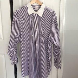 Brooks Brothers dress shirt 17 1/2 - 2/3